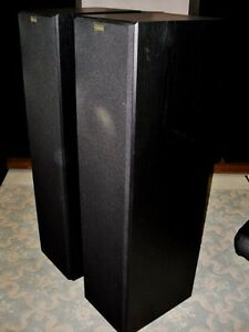 nuance HOME THEATER POWERED TOWER SPEAKERS Edmonton Edmonton Area image 4