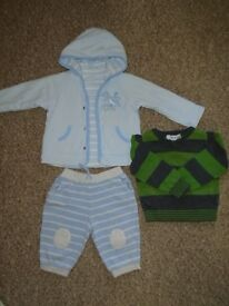 3-6 months boys bundle clothes-can post
