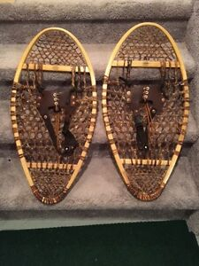 Snow Shoes and Bindings