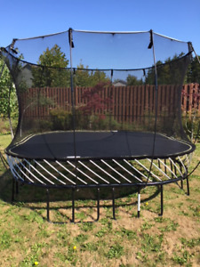 For Sale – Springfree Trampoline Great Shape