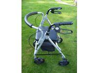 4 Wheel Mobility Walker / Rollator