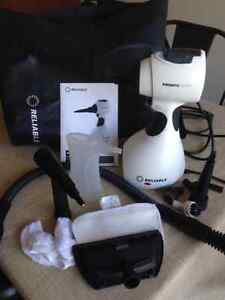 Reliable Pronto steam cleaner like brand new- lifetime warranty