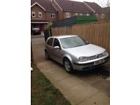 Volkswagen Golf 1.9 sdi manual 10 month mot