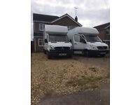Removals- Man&van 24/7 . Luton Vans . Removals Nationwide.Crawley-West Sussex