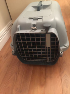Carrier for a cat or a small dog