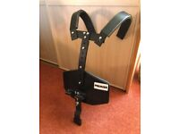 Premier Marching Snare Drum c/w Stand and Premier Harness