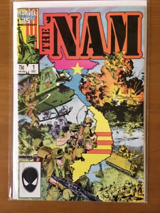 THE 'NAM #1 comic book - 1986 - NM condition - $20.