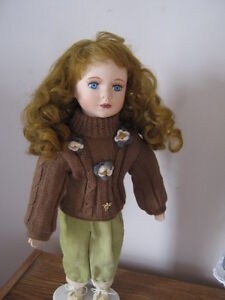 century victorian dolls Kitchener / Waterloo Kitchener Area image 4