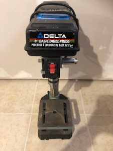 Delta Basic Bench Drill Press 8 in. (model 11-900C)