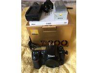 Nikon D300 - 12.3MP DSLR Camera