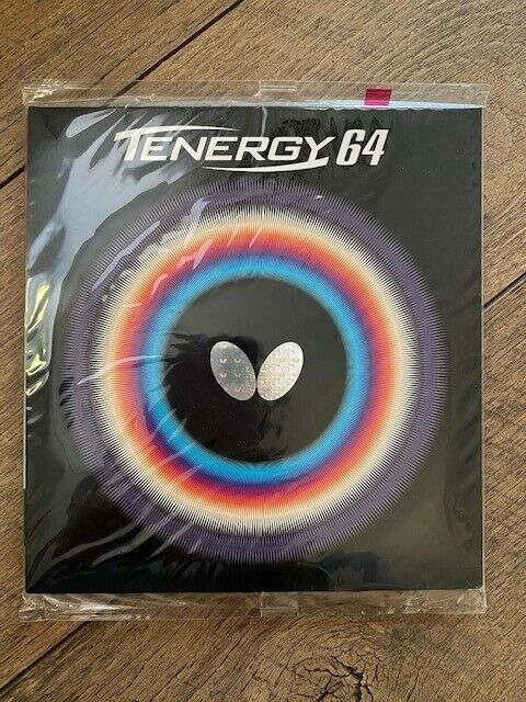 Butterfly Tenergy 64 table tennis rubber made in Japan-US seller!