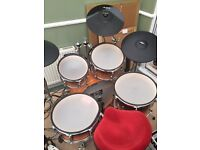 Jobeky Electronic Drum Kit with 2Box Module