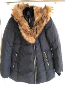 Mackage Akiva Women's blue jacket