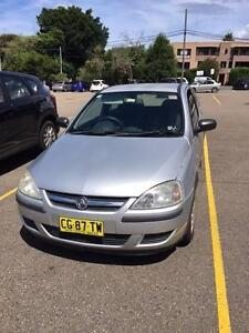 2005 Holden Barina Hatchback Manly Vale Manly Area Preview