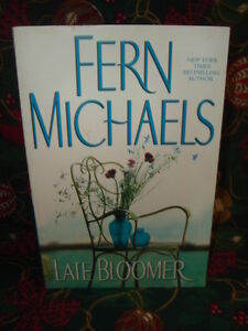 "~ BOOK ~ FERN MICHAEL'S  ~ "" LATE BLOOMER ""  ~  $4.99 ~"