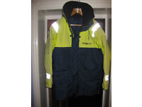 Henri Lloyd sailing jacket and salopettes for sale.