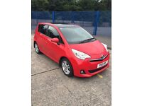 TOYOTA VERSO S, 1.33 T SPIRIT, AUTO, IMMACULATE, FSH, HPI CLEAN