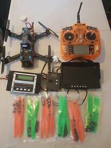 FPV carbon racing quad and extras Kingston Logan Area Preview