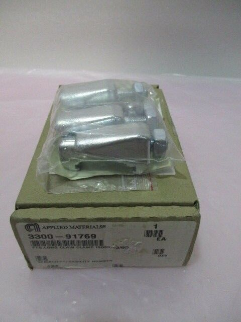 4 AMAT 3300-91769 FTG, Long Claw Clamp ISO63-250, 420738