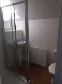 Bright and cosy 2 bedroom 1st floor flat.