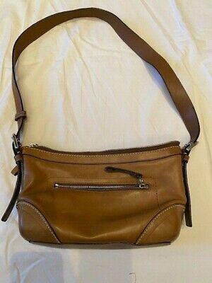 Coach Handbag - Brown, Leather