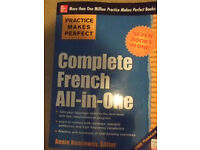 French books (10) and Dictionaries (6) - £30