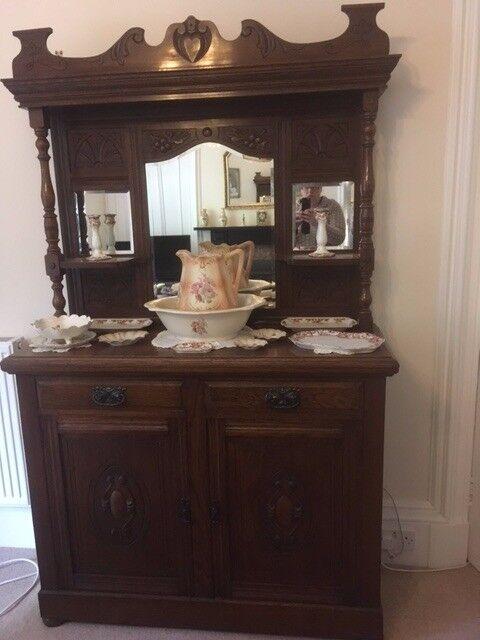 Antique dresser. £295.