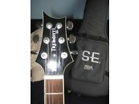 PRS SE Tremonti modified with PRS U.S.A. Dragon2 pickups in as new condition.