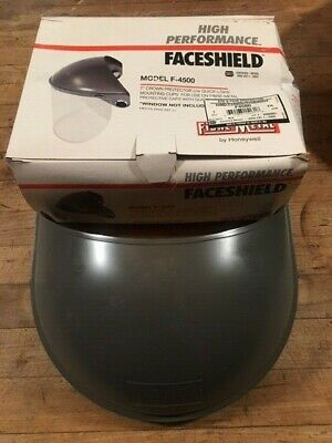Honeywell Fibre-metal F4400 Faceshield Headgearfor Hard Hatplastic