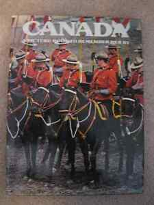 CANADA - PICTURE BOOK TO REMEMBER HER BY - HARD COVER