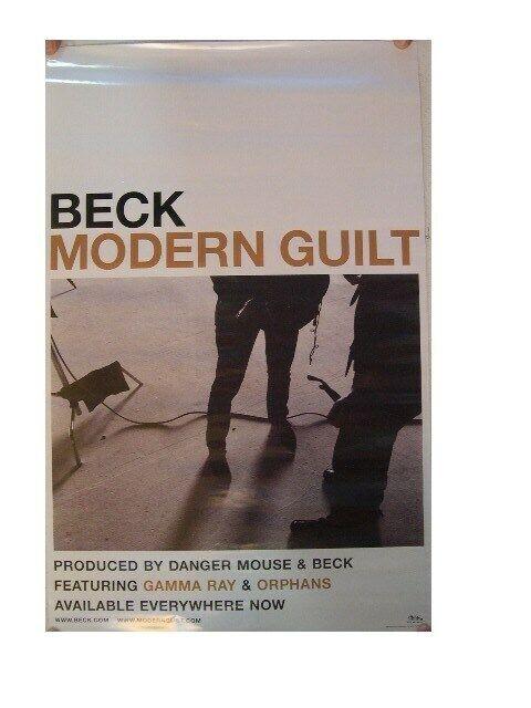 Beck Poster Modern Guilt