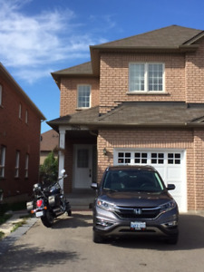 Nice Basement Apartment for Lease in Mississauga (Mavis / Derry)