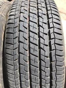 2 - Firestone Champion All Season Tires with Excellent Tread - 205/65 R15