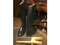 Brand new horse riding boots. Ladies size 6