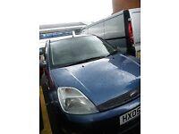 2005 Ford Fiesta - spares or repair