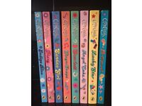 Cathy Cassidy Books - Set of 8
