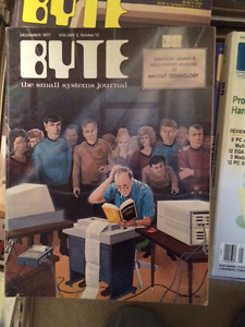 Byte Magazine 131 issues