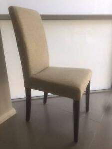 6 x Designer Dining Chairs $60 each Abbotsford Canada Bay Area Preview