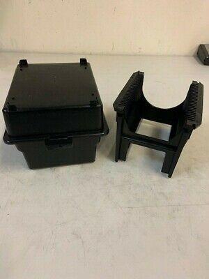 Epak 150mm Process Wafer Storage Box New Double Bagged Green