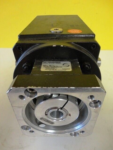 Stober Drives Servofit Precision Gearhead Gear Head K320VG0350MT20 Ratio 34.7:1