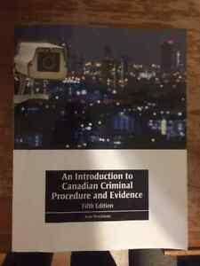 POLICE FOUNDATIONS TEXTBOOK - COURTROOM PROCEDURES