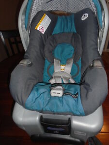Car Seat Graco SnugRide