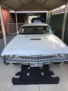 1968 Chevrolet Impala 4 DOOR PILLAR LESS