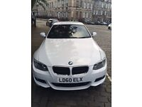 2010 BMW 320I M Sport - White/Red Leather / Low Miles