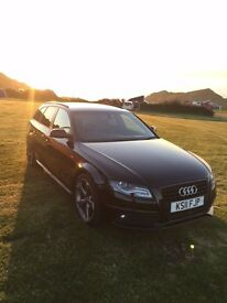 Audi A4 Avant Black Edition 2.0tdi - 2011