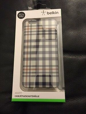 Belkin Mixit Up iPhone 6 Plus Case New!!!