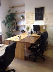 office space to rent within creative workspace. Finsbury Park