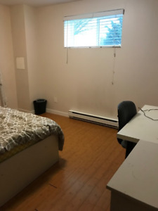Fully Furnished Room with private bathroom!