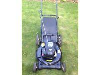 Petrol Lawn mower 21in cut