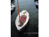 Drascombe Scaffie Sailing Dinghy / Boat